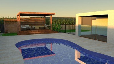Pool Paving and Timber Decking Services Perth