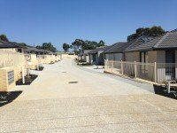 Bricks and Limestone Retaining Wall Professional Landscaping