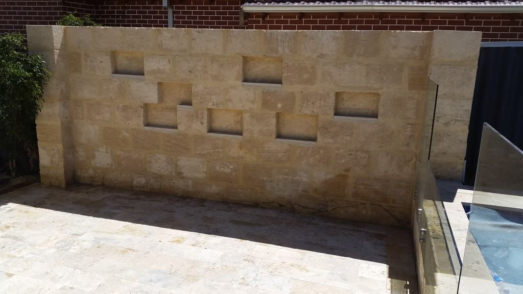 Retaining Walls And Steps Indian Ocean Landscapes