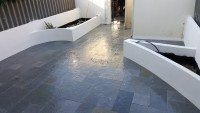 Perfect Finish Travertine and Marble Paving