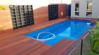 Outdoor Pool Timber Decking Services