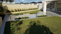 Limestone Retaining Wall and Lawn Landscaping Experts