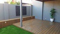 Inbuilt Timber Seating and Decking