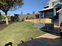 Indian Ocean Homes Front yard Landscaping Services